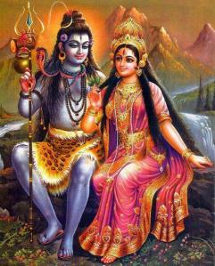 Shiva Shakti - Maha Shivratri